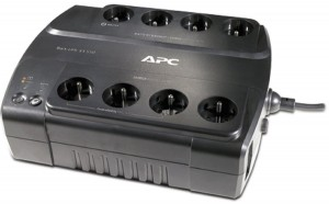 BE550G-FR APC Power-Saving Back-UPS ES 8 Outlet 550VA 230V CEE 7/5
