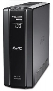 BR1500G-FR APC Power Saving Back-UPS Pro 1500, 230V, CEE 7/5