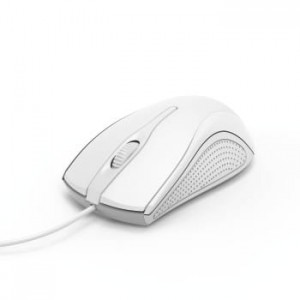 3-Button Mouse, MC-200, white