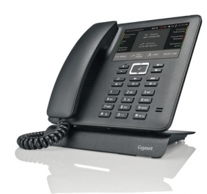 Maxwell 4 Telefon VoIP, 6 linii, dotykowy LCD - Gigaset