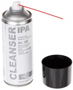 ALKOHOL IZOPROPYLOWY CLEANSER-IPA/400 SPRAY 400ml
