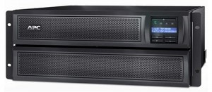 SMX3000HV APC Smart-UPS X 3000VA Rack/Tower LCD 200-240V