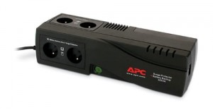 BE325-FR APC SurgeArrest + Battery Backup 325VA French