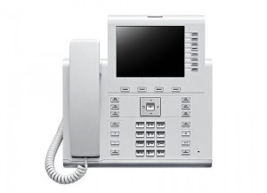 Openscape IP55G Telefon IP PURE WHITE - Unify