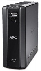 BR1200G-FR APC Power-Saving Back-UPS Pro 1200, 230V, CEE 7/5